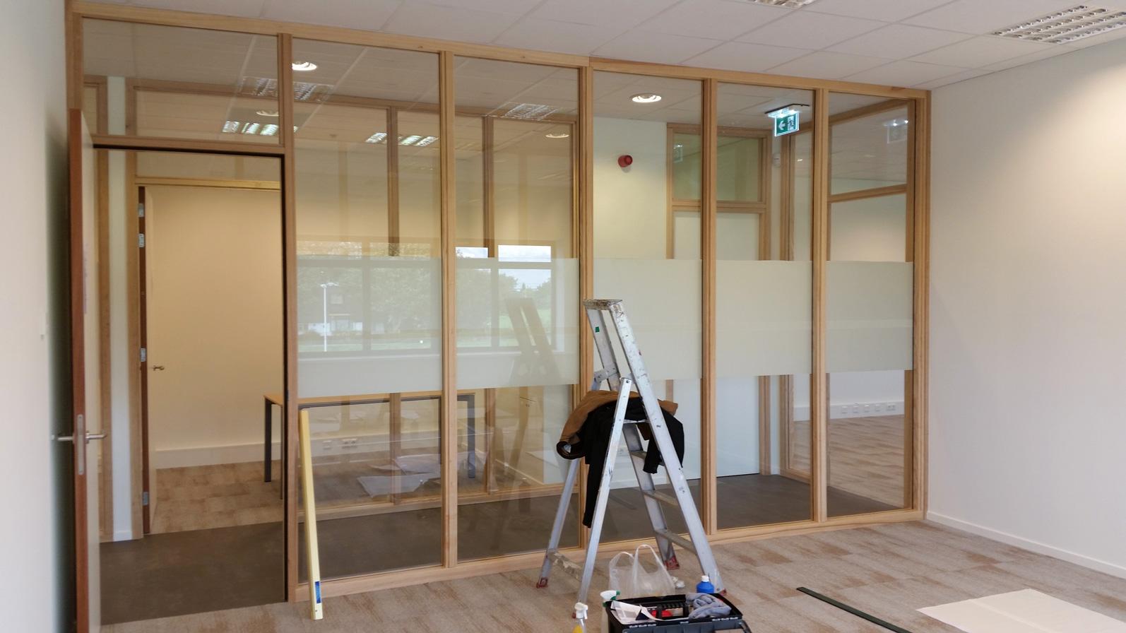 Glasfolie op maat naar eigen idee online ontwerpen - Photo deco kantoor ...