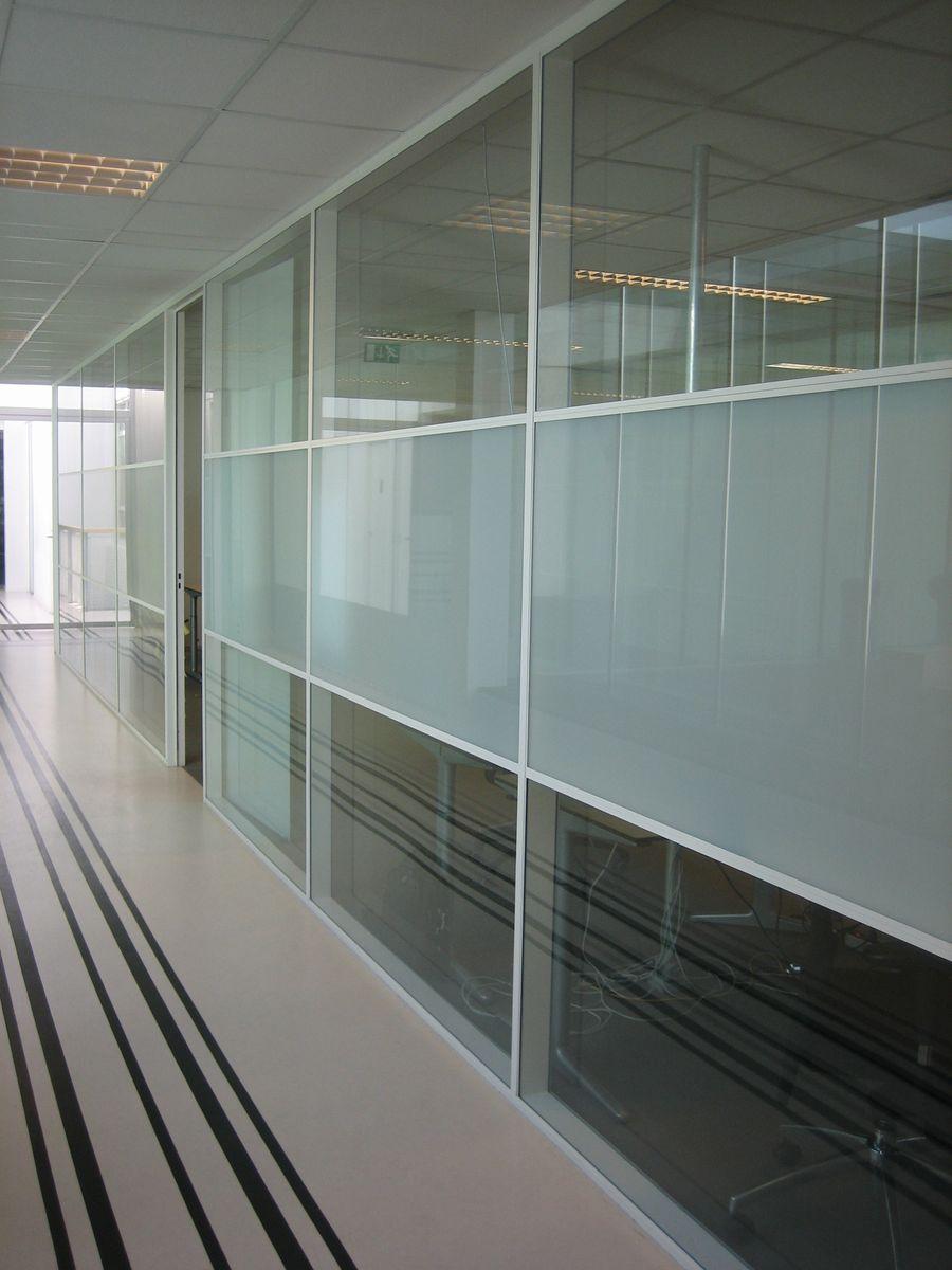 Raamfolie kantoor bedrijven privacy windowdeco - Kantoor deco ...