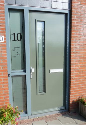 raamfolie voordeur glasfolie deur