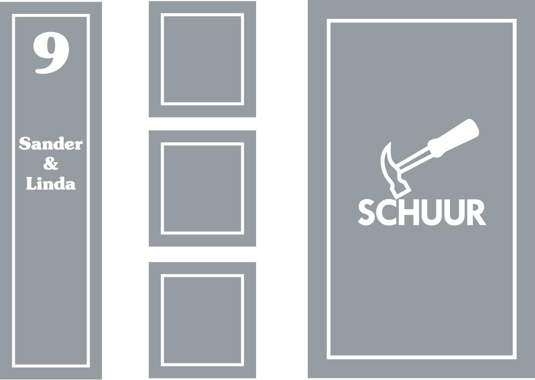 Raamfolie Ideeën te gebruiken voor eigen raamfolie ontwerp.