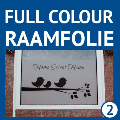 raamfolie full colour