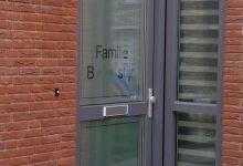 Raamfolie, voordeur, naam, huisnummer