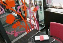 plakletters, horeca, restaurant