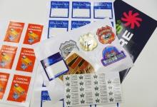 stickers-klein