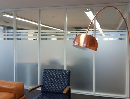 glasfolie gesneden (1) privacy, kantoor, op maat