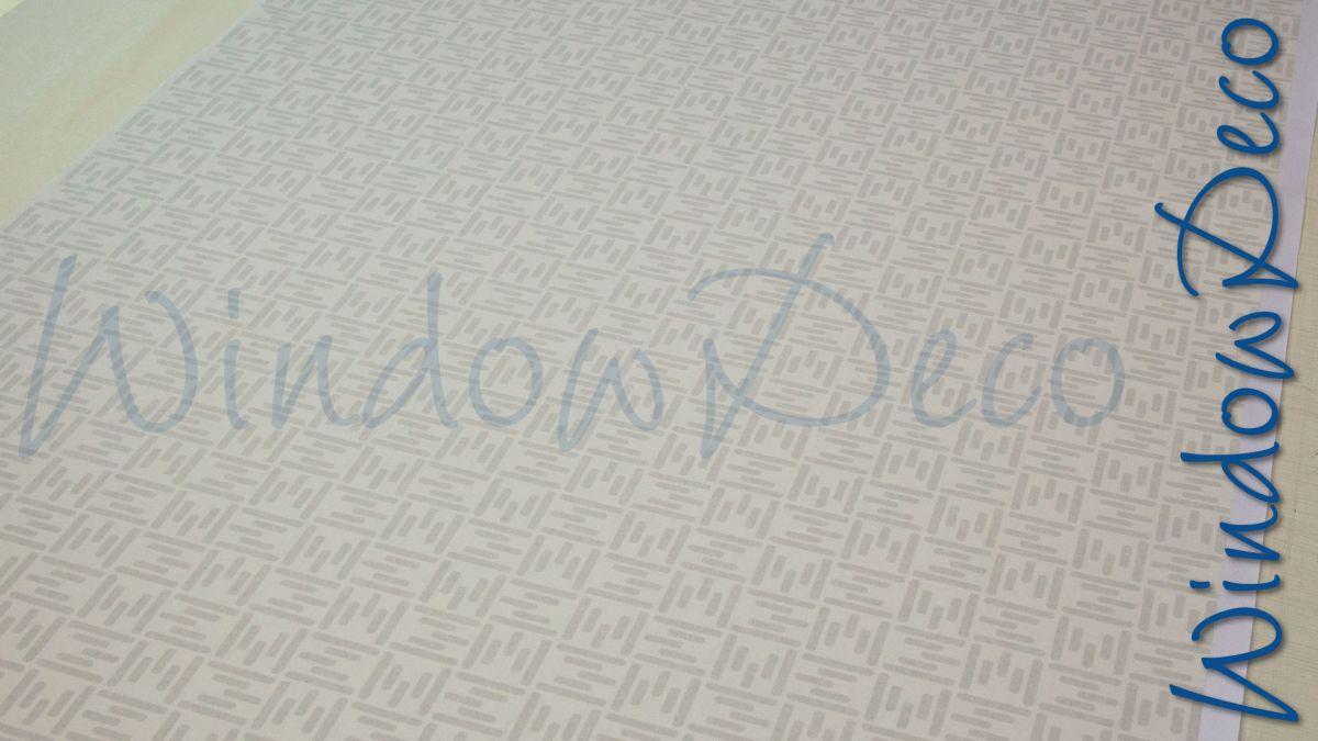 raamfolie met eigen gesneden motief, raamfolie op maat, windowdeco